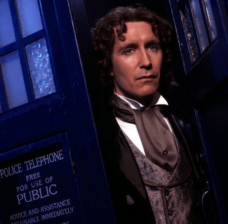 How many Doctor Who regenerations in 2013?