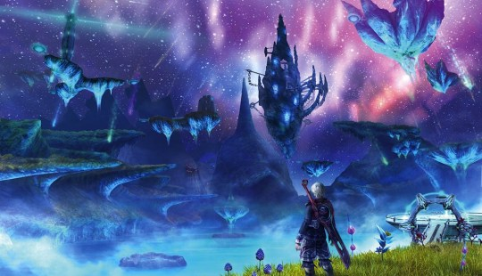 Xenoblade Chronicles – it's the power of the game, not the console, that's important