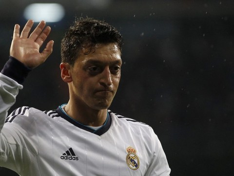 Mesut Ozil marks a welcome to the 'big boys club' for Arsenal