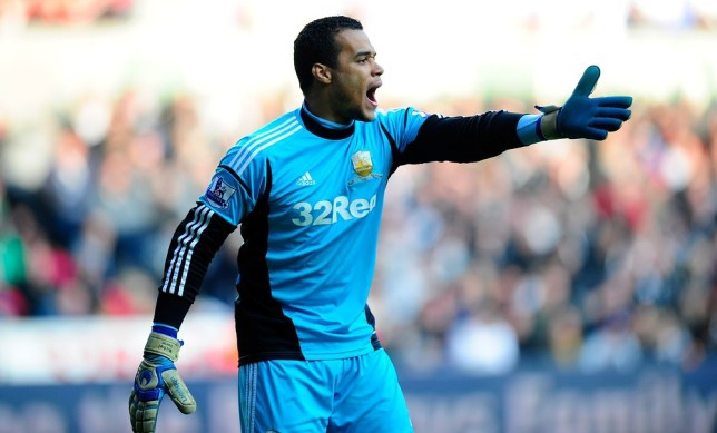 Michel Vorm has been linked with moves to Arsenal, Barcelona and Liverpool (Picture: Getty)