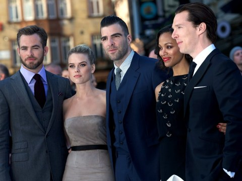 Star Trek Into Darkness' Benedict Cumberbatch: Positive reaction to John Harrison made me cry