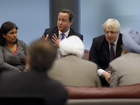 Boris Johnson is 'desperate for David Cameron to fail'