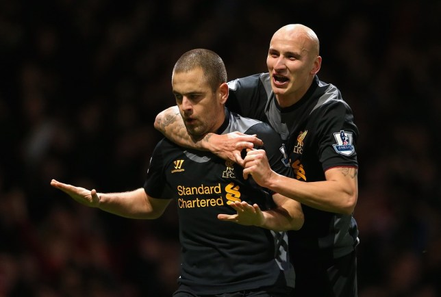Nearing exit:  Jonjo Shelvey (Picture: Getty Images)