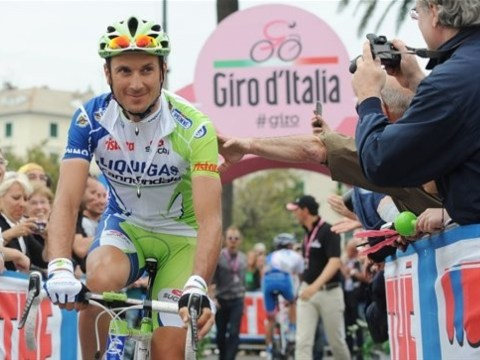 Bum deal: Wiggins rival out of Giro d'Italia with saddle sore