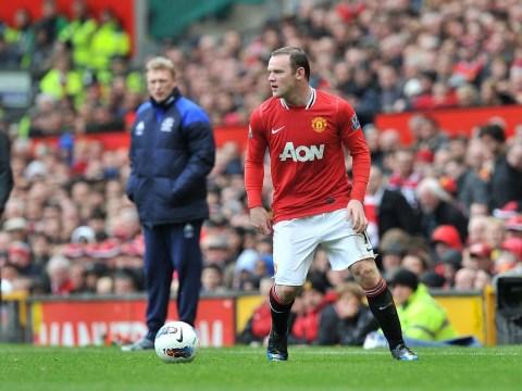 Wayne Rooney and David Moyes set for showdown talks