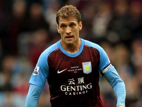 Aston Villa captain Stiliyan Petrov announces retirement from football