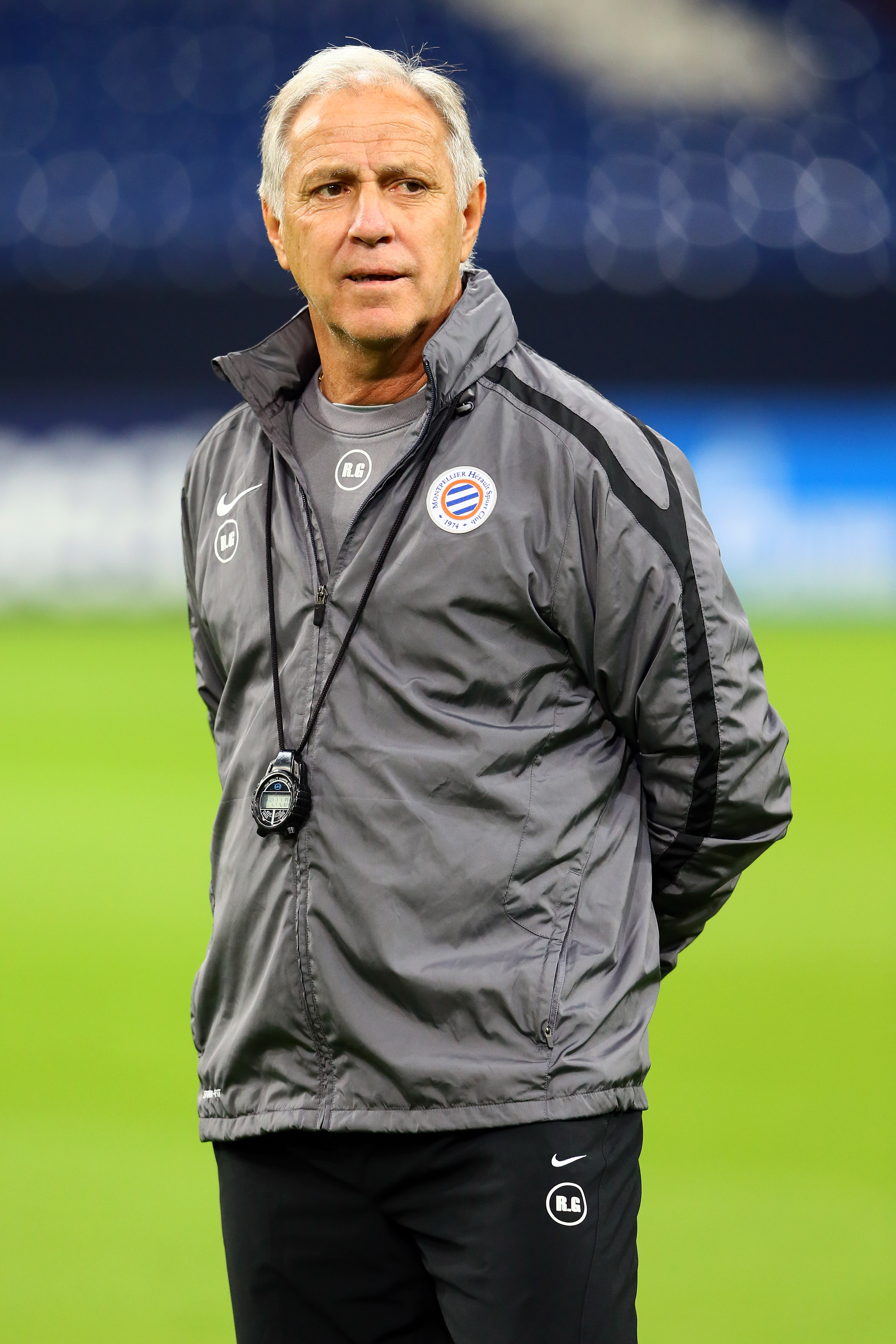 Newcastle 'consider replacing Alan Pardew with Montpellier coach Rene Girard'