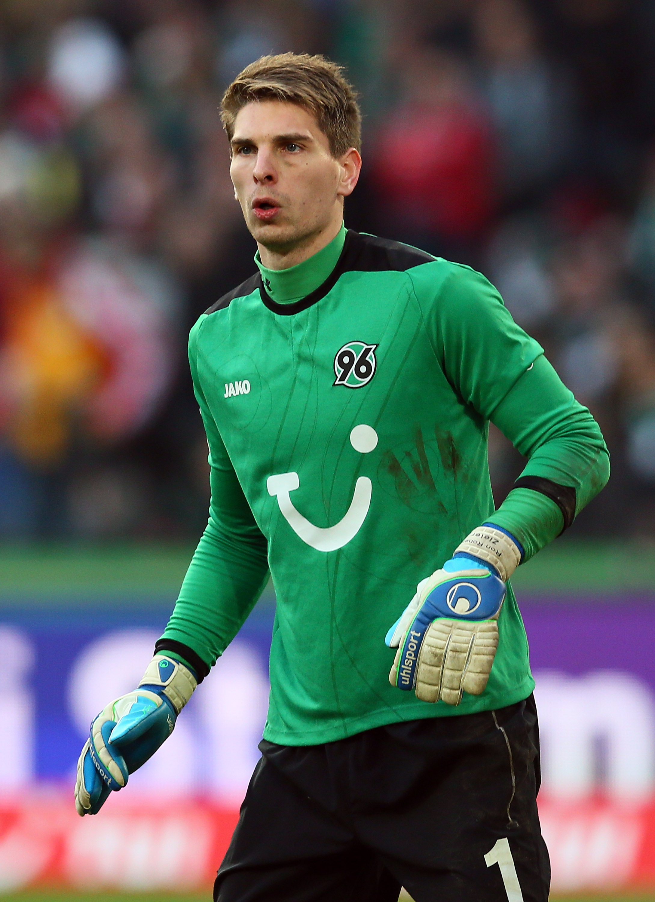 Liverpool close on Ron-Robert Zieler despite Hannover refusal to sell
