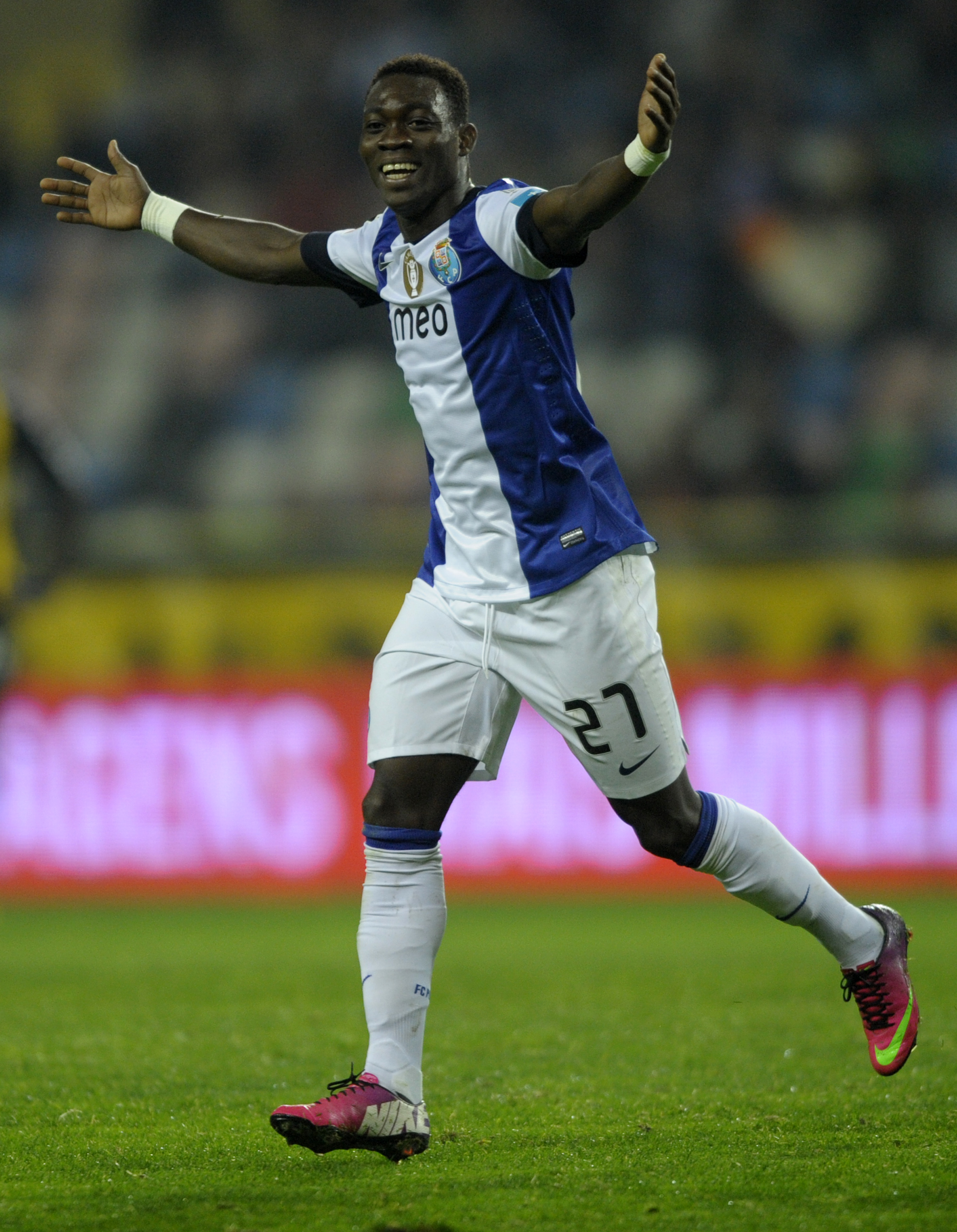 Christian Atsu set for Liverpool transfer after rejecting new Porto contract