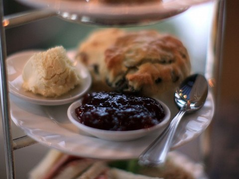 Mathematician serves up the perfect recipe for a cream tea