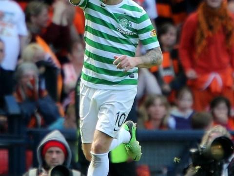 Anthony Stokes targeting Celtic century of goals
