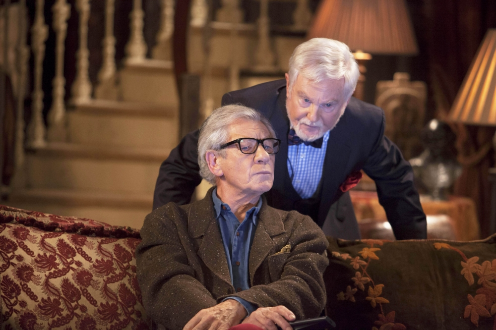 Vicious proves a turn-off as 2m viewers desert sitcom in second week