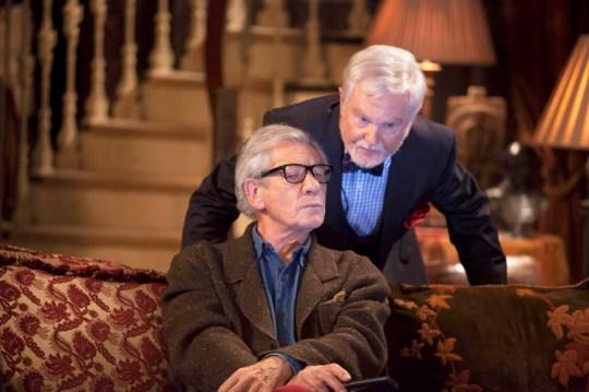 Sir Ian McKellen wants bed scene with co-star Sir Derek Jacobi