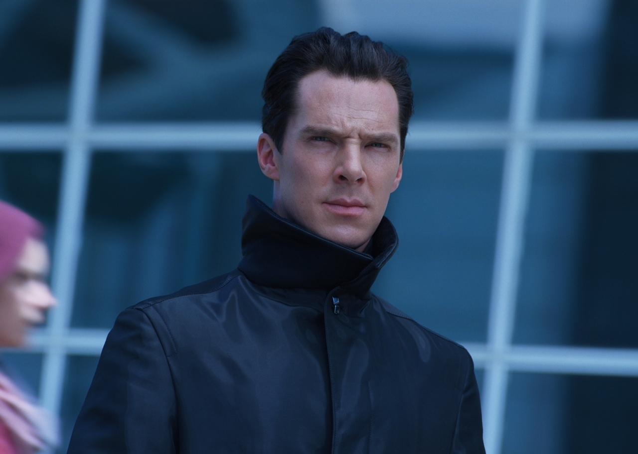Benedict Cumberbatch: How to do my hair was biggest Star Trek Into Darkness challenge
