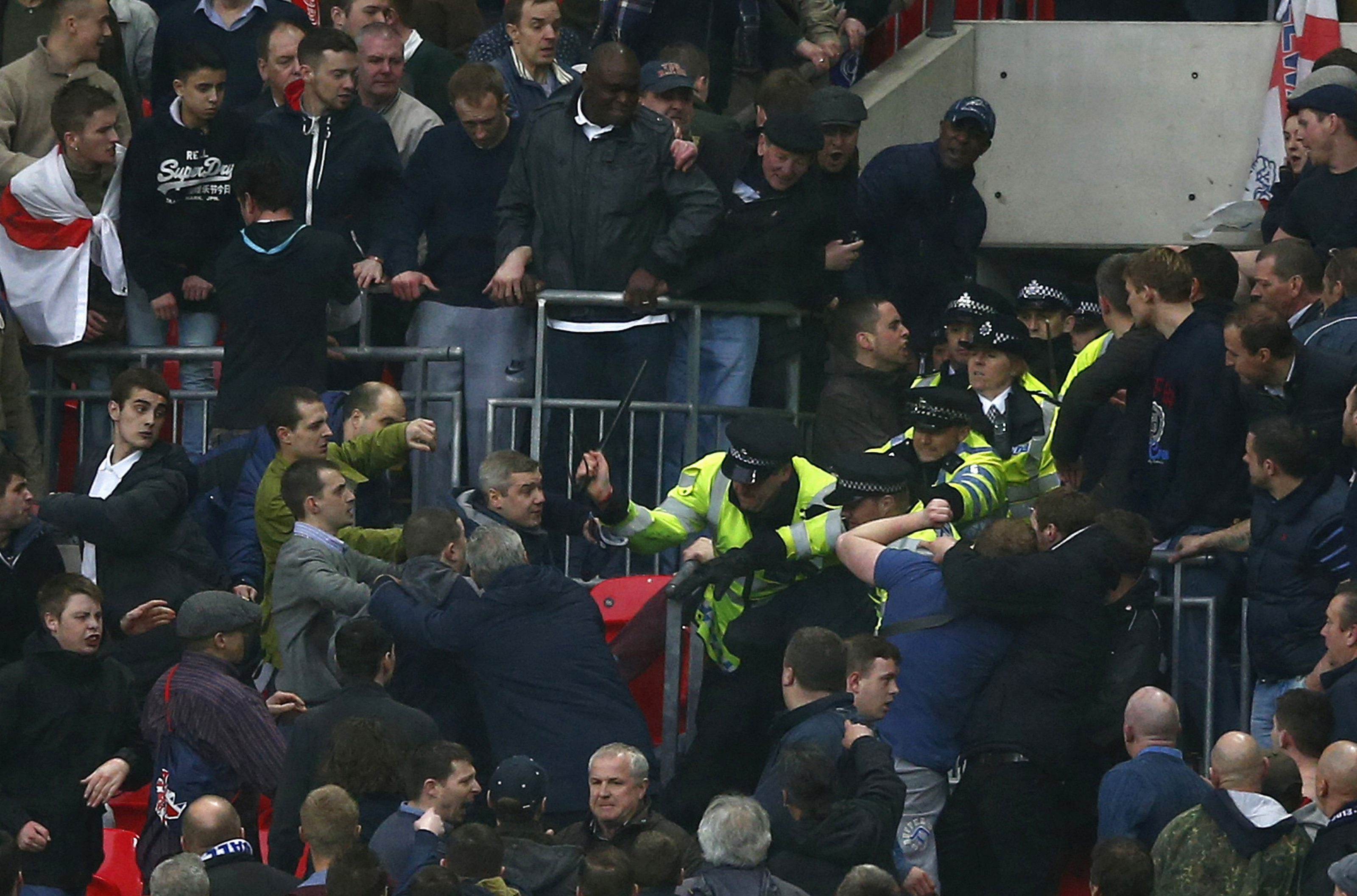 Tackling offensive behaviour in Scottish football