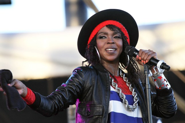 Lauryn Hill has been jailed for tax evasion (Picture: AP)