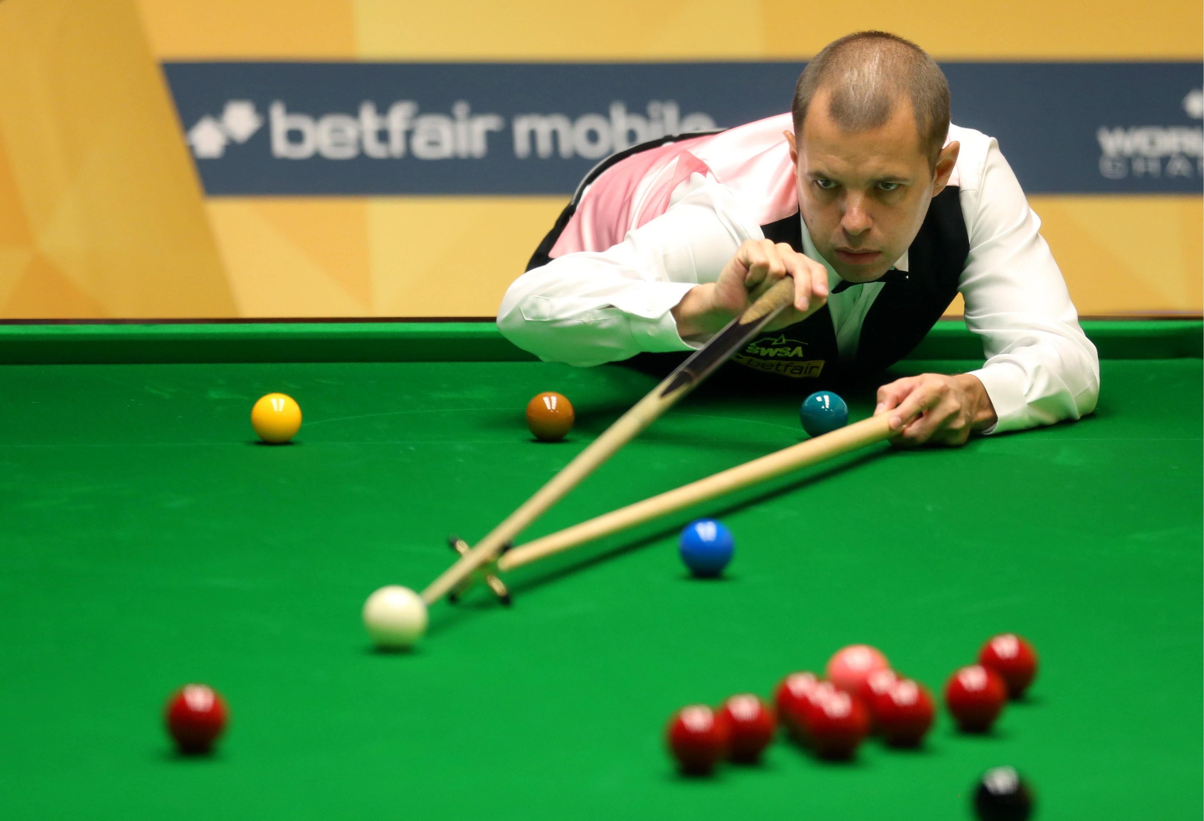 Betfair World Snooker Championship