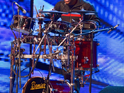Britain's Got Talent star MckNasty admits having Labrinth as a brother is 'helpful'