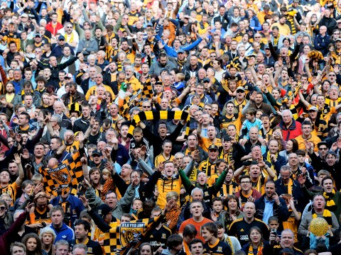 Hull City Tigers name change is a sad day for fans