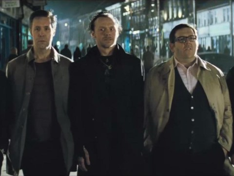 Simon Pegg's apocalyptic comedy The World's End gets first trailer