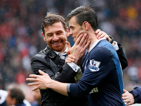 Andre Villas-Boas happy to shift the pressure onto Arsenal after Spurs stun Stoke