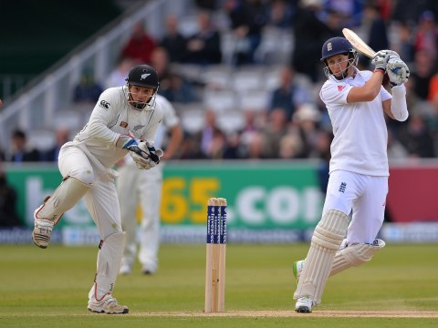 Gallery: England v New Zealand Test match, day three – 18 May 2013