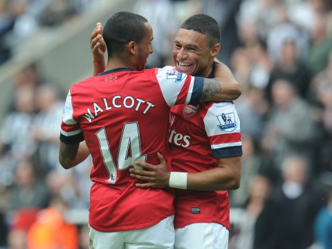 Gallery: Newcastle United v Arsenal – May 19 2013