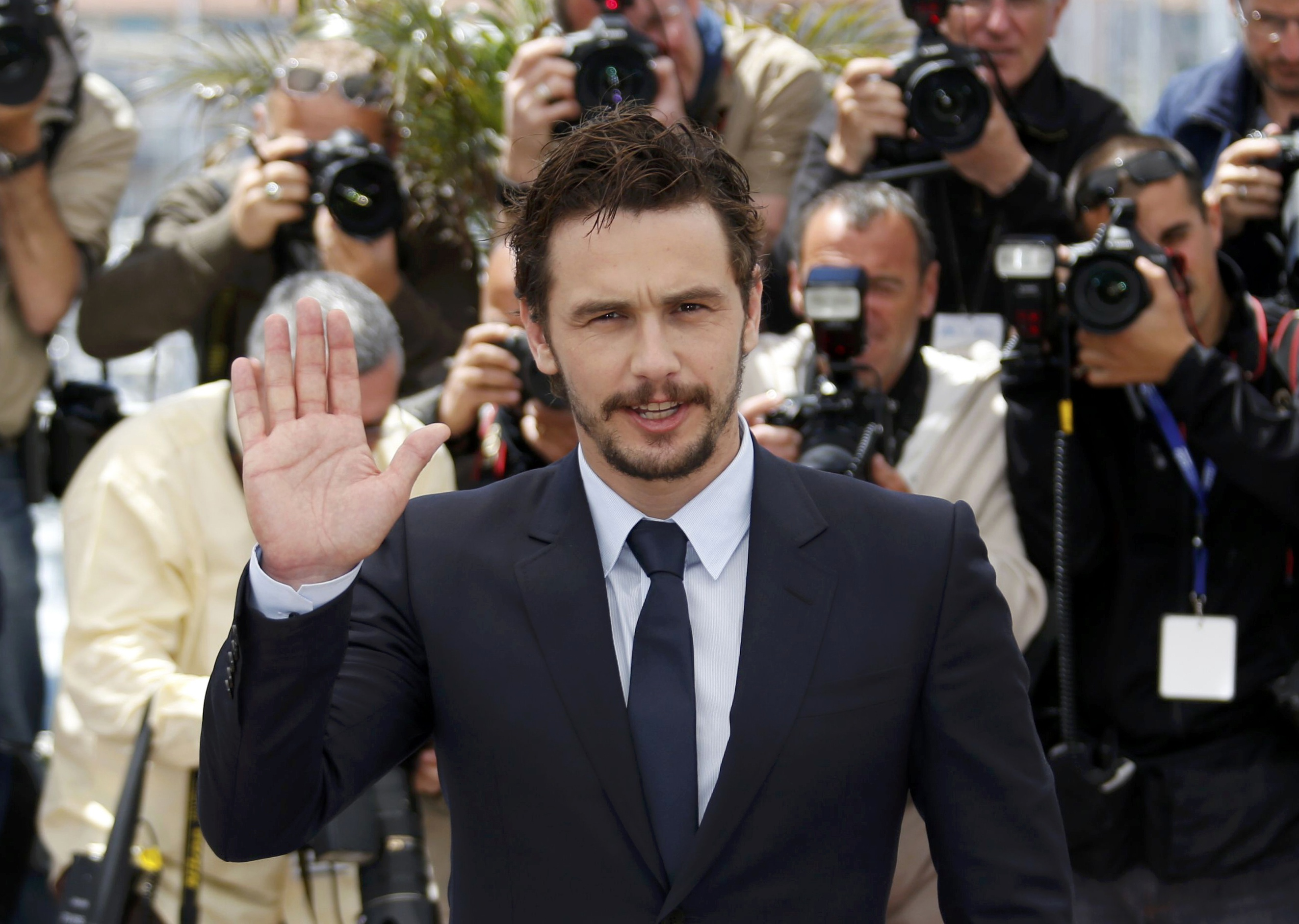 James Franco explains himself over chatting up teenage girl on Instagram: 'I used bad judgment'