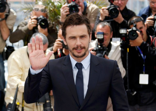James Franco has apologised for flirting with a teenager on Instagram (Picture:  Reuters)