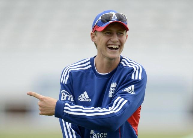 England's Joe Root
