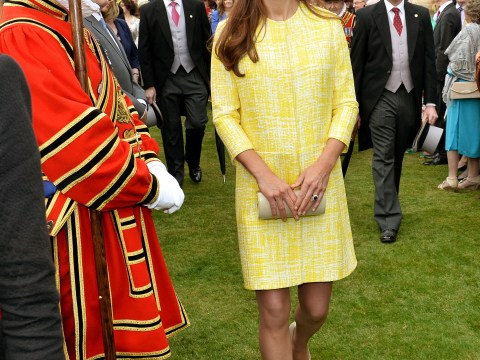 Gallery: Duchess of Cambridge attends Buckingham Palace garden party