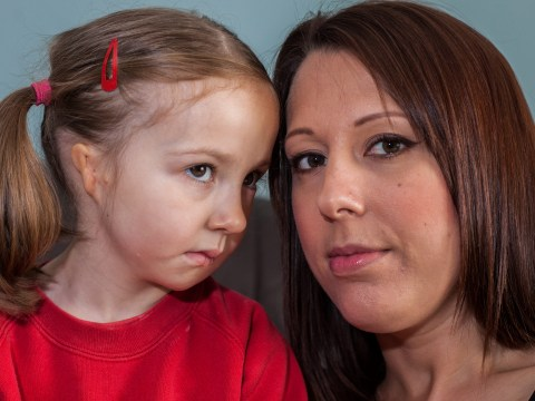 Suffering in silence… the child denied a £3,000 hearing aid