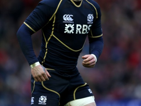 Stuart Hogg learning from 'hero' Brian O'Driscoll