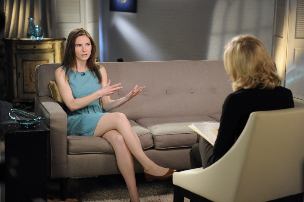 Amanda Knox: I want to visit the grave of Meredith Kercher