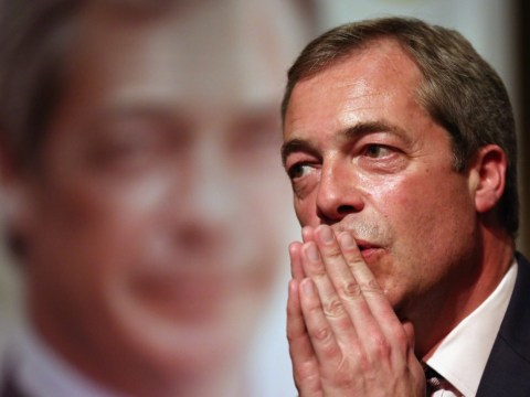 Nigel Farage sparks Twitter jibes with Mandela 'obituary'