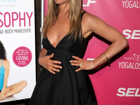 Jennifer Aniston fuels rumours she's pregnant – saying yoga is helping her 'prepare'
