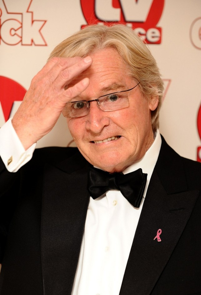 File photo dated 07/9/2009 of Coronation Street actor Bill Roache who has been arrested on suspicion of an historic allegation of a sexual assault, sources said today. PRESS ASSOCIATION Photo. Issue date: Wednesday May 1, 2013. See PA story POLICE Roache. Photo credit should read: Ian West/PA Wire