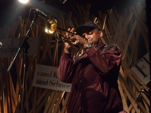 Trumpet king Roy Campbell Jr gives a masterclass in jazz at Cafe Oto