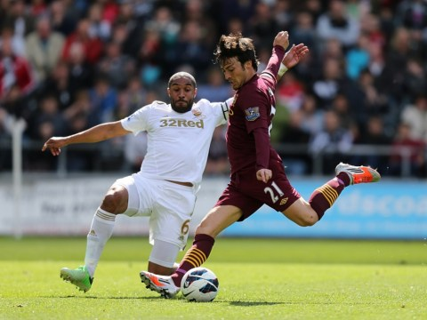 Swansea warn Arsenal and Liverpool off Ashley Williams with £10m price tag