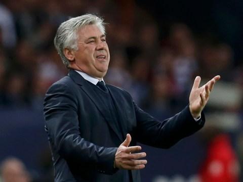 Carlo Ancelotti was 'Sir Alex Ferguson's first-choice successor ahead of David Moyes'