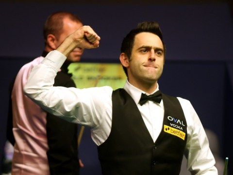 Ronnie O'Sullivan admits Crucible victory was no easy task