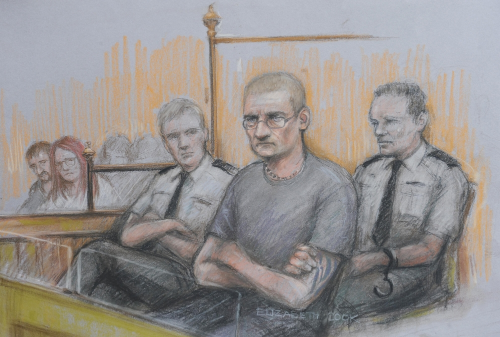 Stuart Hazell trial: Naked body on bed 'was missing Tia Sharp'