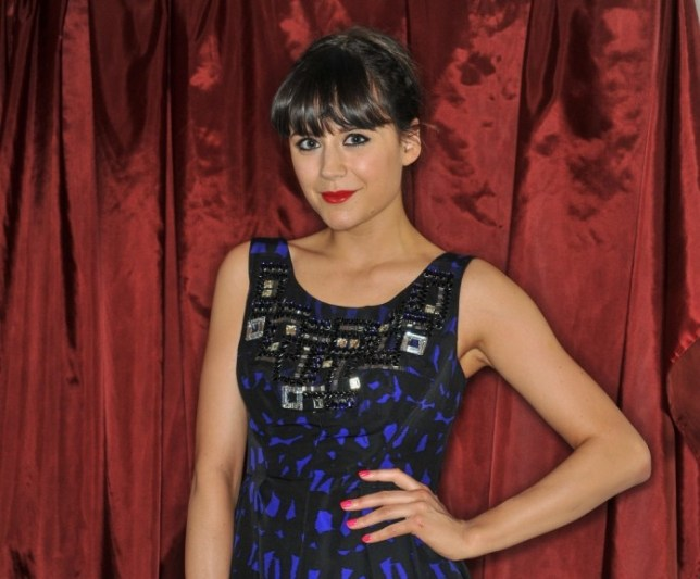 Lilah Parsons brings her distinctive style to the TV screen (Picture: Nick Harvey/WireImage)