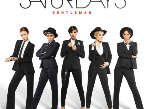 The Saturdays rap about Ryan Gosling and George Clooney in new single Gentleman