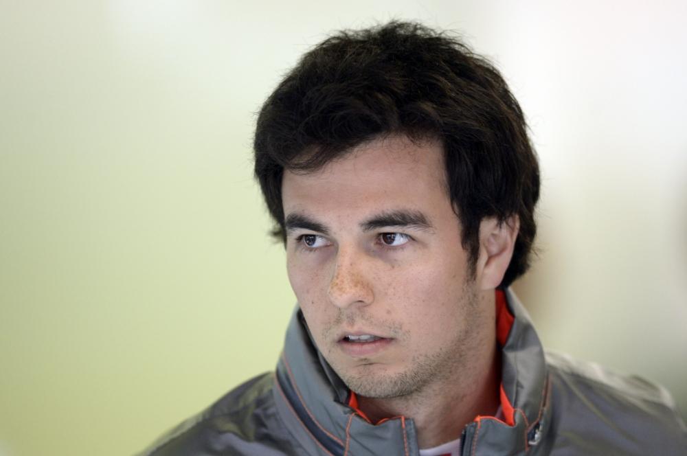 Sergio Perez sets McLaren lofty target of winning one race this season