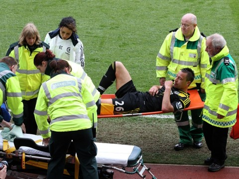 Eden Hazard and John Terry injury doubts for Chelsea in Europa League final