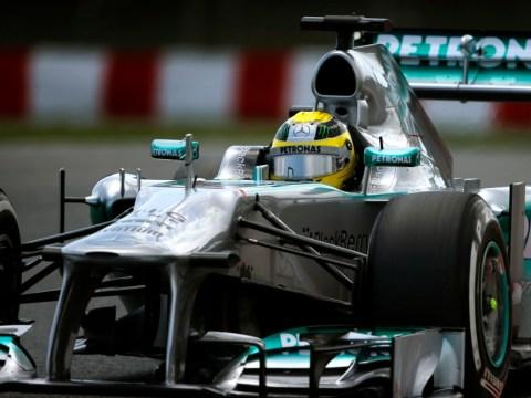 Lewis Hamilton and Nico Rosberg urge caution over tyres despite Mercedes one-two
