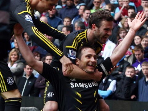 Frank Lampard dedicates passing Bobby Tambling's Chelsea scoring record to his late mother