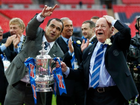 Roberto Martinez won't jump on 'success train' out of Wigan