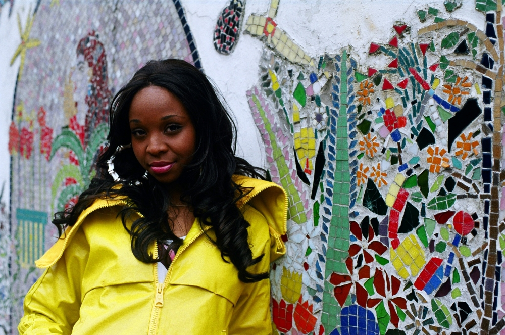 British MC Lady Chann is performing at Bass Culture Clash (Picture: supplied)